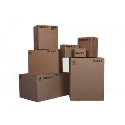 Boxes - In stock option